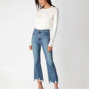 NWT J Brand Julia high rise flare jeans